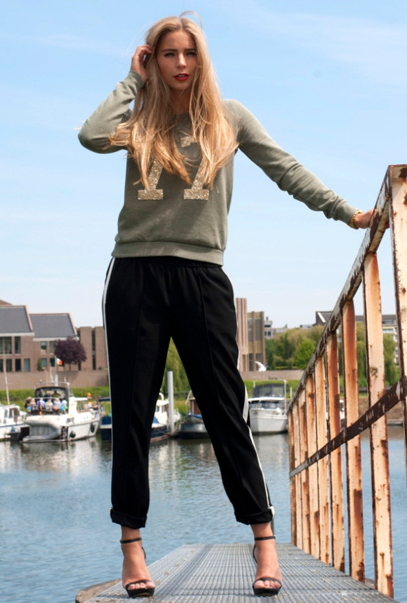 blogger activewear style