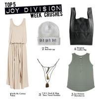 JOY DIVISION WEEK CRUSHES