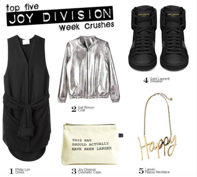 Joy Division fashion trends moda tendencias