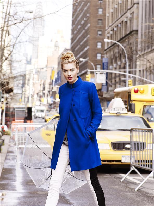 Jessica Hart style joy division