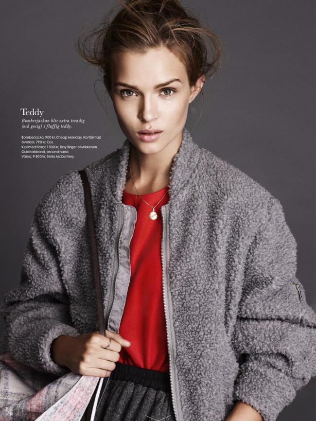 Josephine-Skriver-Elle-Sweden-November-2013-sporty-chic