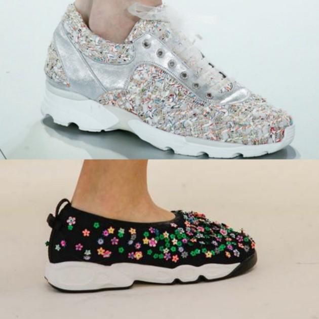 sneakers, zapatillas, deportivas, sport, gimnasio, luxe-sport-sportwear-chanel