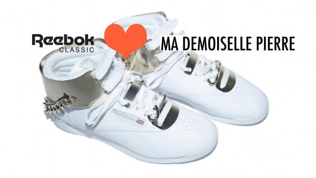 SneakerFreak Reebok Ma Demoiselle Pierre